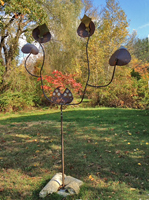 Marnie Sinclair Kinetic Sculpture for the Garden